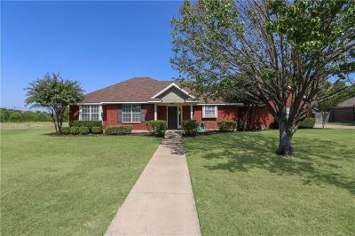 Johnson County Single Family Home For Sale: 1222 Sandstone Drive