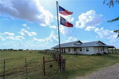 Johnson County Farm & Ranch For Sale: 2821 County Rd. 1107a