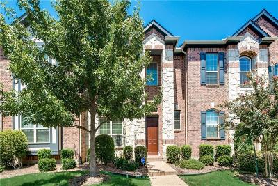Denton County Townhouse For Sale: 4249 Swan Forest Drive #B