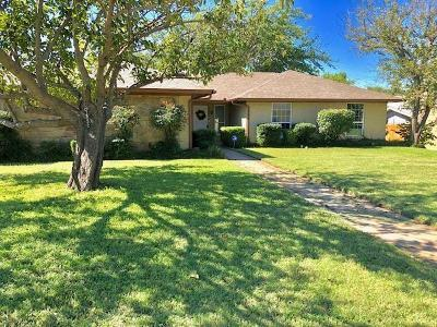 Fort Worth Single Family Home For Sale: 6932 Trail Lake Drive