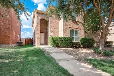 Grand Prairie Townhouse For Sale: 1142 Jamie Drive