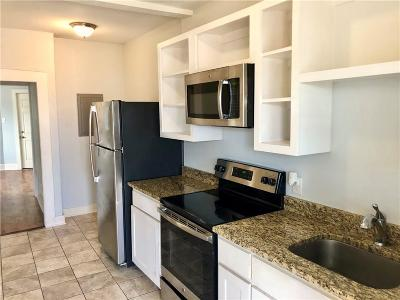 Fort Worth Residential Lease For Lease: 1601 Hemphill