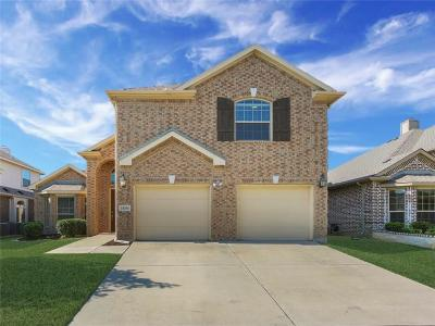 Little Elm Single Family Home For Sale: 14204 Signal Hill Drive