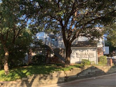 Irving Condo For Sale: 3418 Country Club Drive W #143