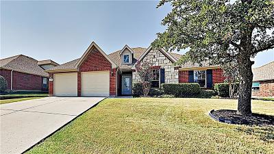 Little Elm Single Family Home For Sale: 2408 Bridgeport Drive