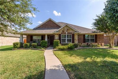 Wylie Single Family Home For Sale: 102 Cliffbrook Drive