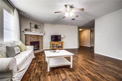 Little Elm Single Family Home For Sale: 1551 Brandywine Lane