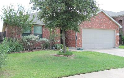 Fort Worth Single Family Home For Sale: 8016 Valley Crest Drive