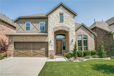 Denton County Single Family Home For Sale: 938 Snowshill Trail