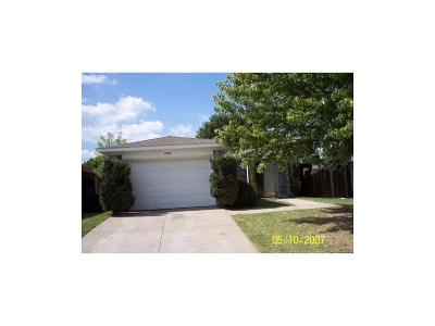 Fort Worth Residential Lease For Lease: 7008 Wagonwheel Road
