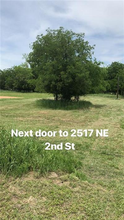 Mineral Wells TX Residential Lots & Land For Sale: $9,500
