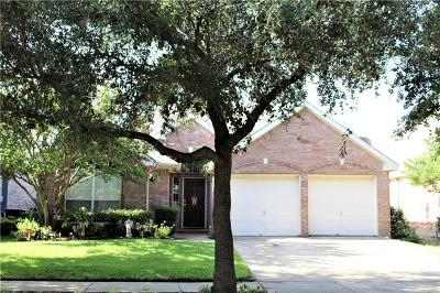Tarrant County Single Family Home For Sale: 4701 Belladonna Drive