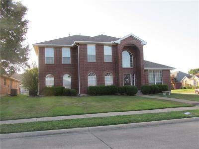 Mesquite Single Family Home For Sale: 1624 Mercury Place