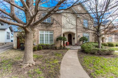 Fort Worth Residential Lease For Lease: 4606 El Campo Avenue