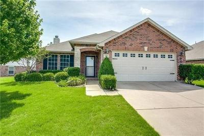 Fort Worth Residential Lease For Lease: 12620 Harvest Grove Drive