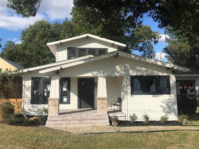 Waxahachie Single Family Home For Sale: 111 McKenzie Street