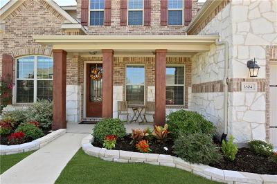 McKinney Single Family Home For Sale: 1604 Keswick Drive
