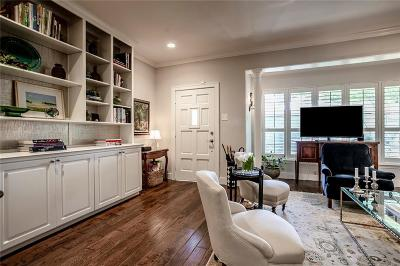 Dallas County Townhouse For Sale: 3314 Hawthorne Avenue