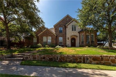 Frisco Single Family Home For Sale: 4871 Voyager Drive