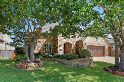 McKinney Single Family Home Active Contingent: 8800 Priest Meadow Court