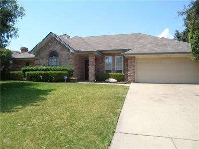 North Richland Hills Single Family Home For Sale: 5613 Puerto Vallarta Drive