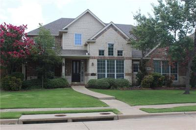 Frisco Single Family Home For Sale: 8058 Staley Drive