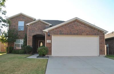 Fort Worth Single Family Home For Sale: 10409 Donnis Drive