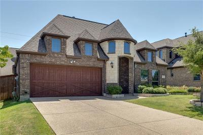 North Richland Hills Single Family Home Active Contingent: 8412 La Fontaine Drive