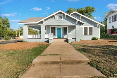 Waco Single Family Home For Sale: 2600 Sanger Avenue