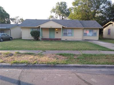 Dallas Single Family Home For Sale: 2728 E Ann Arbor Avenue