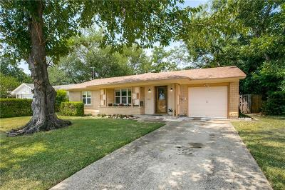 Farmers Branch Single Family Home For Sale: 13337 Mount Castle Drive