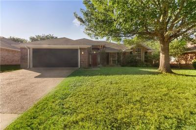 Waco Single Family Home For Sale: 10713 Sierra West Drive