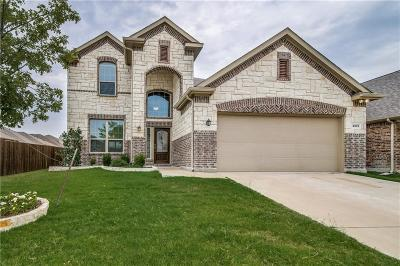 Frisco Single Family Home For Sale: 4913 McClellan Drive