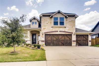 Forney Single Family Home For Sale: 1025 Canterbury Lane
