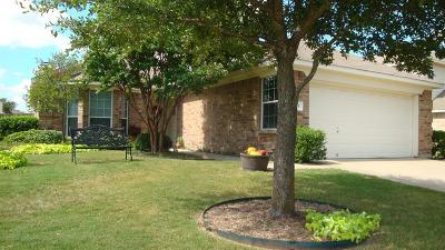 Aledo Single Family Home For Sale: 309 Westgate Drive