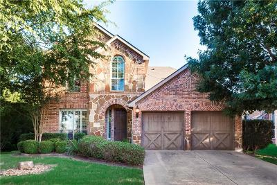 Allen Single Family Home For Sale: 1121 Nick Circle