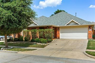 McKinney Single Family Home For Sale: 3609 Camino Trail