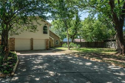 Bedford Single Family Home For Sale: 3008 Raintree Court