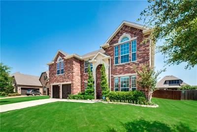 Forney Single Family Home For Sale: 1112 Glendon Drive