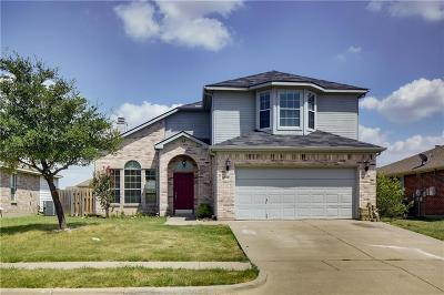 Single Family Home For Sale: 8204 Three Bars Drive