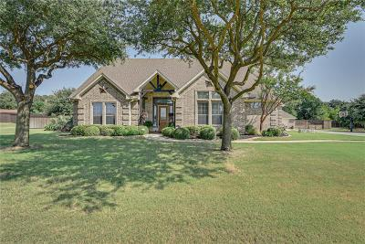 Dallas County, Denton County, Collin County, Cooke County, Grayson County, Jack County, Johnson County, Palo Pinto County, Parker County, Tarrant County, Wise County Single Family Home For Sale: 6333 Davis Road