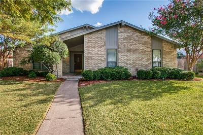 Richardson Single Family Home For Sale: 1812 Berkner Drive