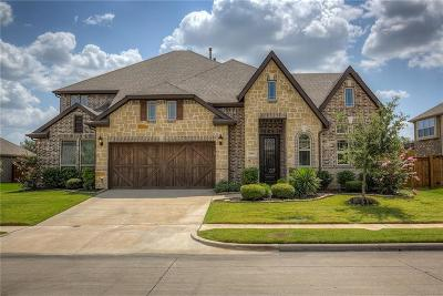 Forney Single Family Home For Sale: 1007 Canterbury Lane
