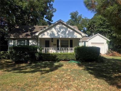 Arlington Single Family Home Active Option Contract