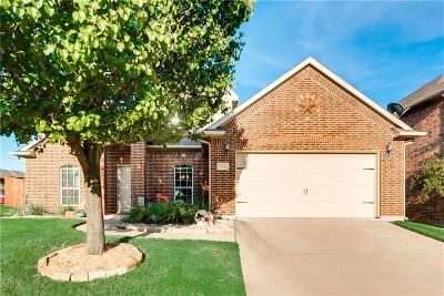 Midlothian Single Family Home Active Option Contract: 1502 Melanie Trail