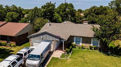 Mesquite Single Family Home For Sale: 311 Bluffview Dr