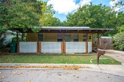 Lewisville Single Family Home For Sale: 245 Conner Plaza