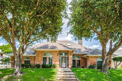 Plano TX Single Family Home For Sale: $350,000