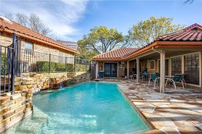 Fort Worth Condo For Sale: 6516 Hickock Drive #9C