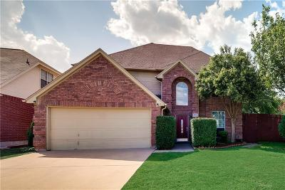 Grand Prairie Single Family Home For Sale: 3941 Sword Dancer Way
